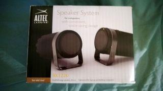 Altec Lansing BX1220 Computer Speakers