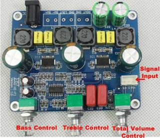Finished Board New TPA3123 2 1 Digital Power Amplifier Board Subwoofer Output