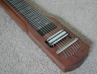 Lap Steel Guitar S8 Georgeboards 2012 Console Non Pedal Steel Guitar New