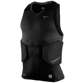 New $80 Nike Pro Combat Hyperstrong Attack Foam Padded Compression Vest Black