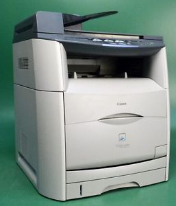 Canon ImageClass MF8180C All in One Laser Color Printer Works Great