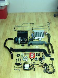 Yamaha Apex Turbo Kit Complete with Clutch Kit Computer