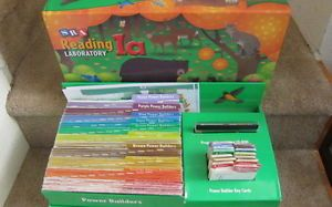 SRA Reading Laboratory 1A in Complete Kit Home School Teacher