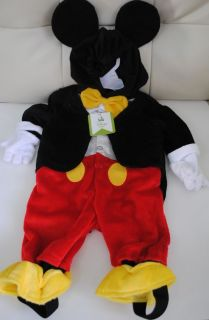 ... Mickey Mouse Halloween Costume Exclusive Disney Baby 1 Piece Infant 6 Months 6M ... & Disney Mickey Mouse Halloween Costume One Piece Toddler Baby Boy 18 ...