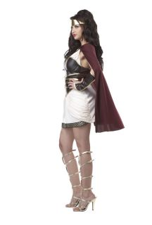 Sexy Greek Roman Gladiator Warrior Queen Adult Halloween Costume 01122