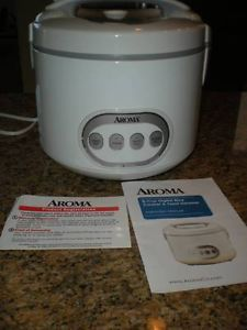 Aroma 8 Cup Digital Rice Cooker Food Steamer Arc 978 GUC