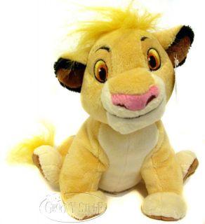 Lion King Baby Simba