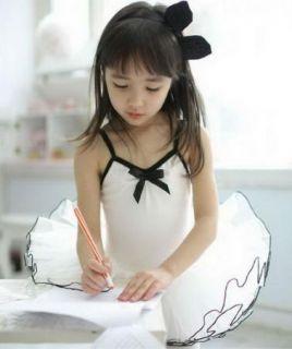 Girls Kids Party Fairy Ballet Dance Costume Tutu Dress Skirt S3 8Y Lovely