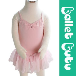 Girls Ballet Tutu Dance Wear Pageant Costume Child Baby