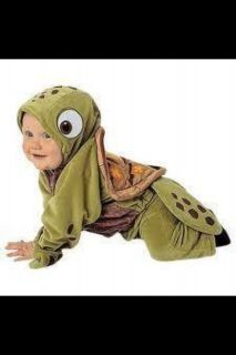 Finding Nemo Squirt Baby  Halloween Costume 18 Months