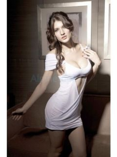 Super Sexy Seduction Women's Back Open Sweetheart Nightclub Dress White