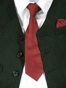 Boys Baby Pin Striped Suit 24 Months w Vest Pants Shirt Tie Clothes