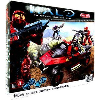 Halo Wars Mega Bloks Set 96866 UNSC Troop Transport WA