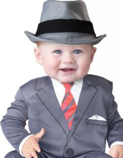 ... Baby Business Mobster Infant Gangster Baby Boy Halloween Costume L 18 Months 2T ...  sc 1 st  PopScreen & Marvel The Hulk Baby Boy Bunting Super Hero Halloween Costume Infant ...