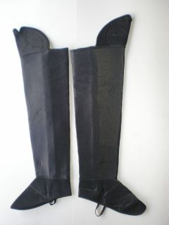 Batgirl Black Adult Boot Shoe Cover Costume Collectors Halloween Deluxe Sexy