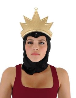Disney Snow White Evil Queen Crown Costume Headpiece Adult New