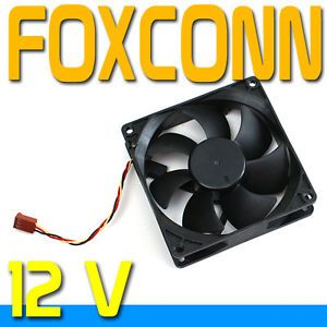 Dell Foxconn 12V 40A Cooling Case Brushless Fan PVA092G12H Y841G