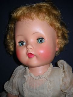 Antique Madame Alexander Bonnie Baby Doll in Original Clothing