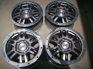 "17"" Toyota Tundra TRD Rock Warrior Factory 2012 Forged Wheels Rims"