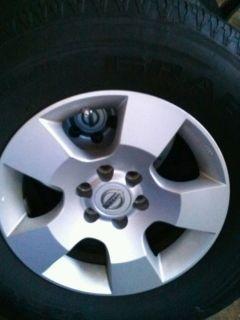 Nissan Pathfinder Wheels and Tires Rim 2006 2007 2008 2009 2010 2011 2012