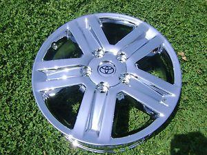 """20"""" 4 New Toyota Tundra Sequoia Wheels Rims Exchange"""