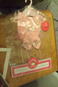 Rosy Cheeks Big Sister Baby Doll Pink Ballet Outfit New