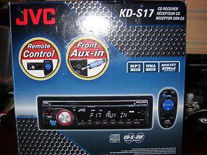 JVC KD S17 Radio CD  WMA Player Car Stereo Receiver Chevy GMC Jeep Nissan