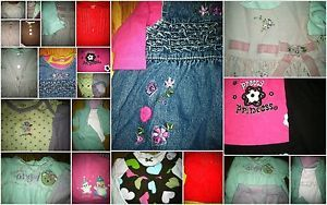 Huge Lot Girls Clothing Size 6