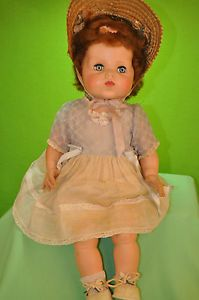 1950's American Character Doll Amer Char Doll Baby Sue Original Clothes 1957