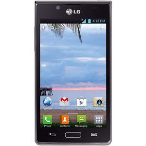 LG Optimus Ultimate Straight Talk Android Cell Phone LG L96G RARE