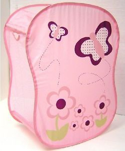 Large Think Big Infant Nursery Baby Bottle Toy Box Clothes Hamper Store Display