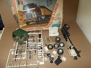 International Transtar Cabover Semi Truck Junkyard Parts