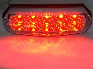 LED Brake Tail Light for Honda Dirt Bike Quads Dual Sport Motorcycle CRF XR650L