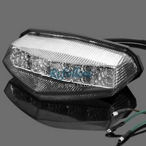 Bobber Motorcycle Tail Light