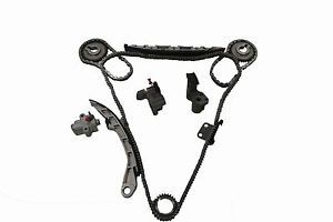 VQ35DE 3 5L Nissan Murano Altima Engine Timing Chain Kit Guides Cam Sprocket New