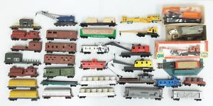 HO Scale Work Train Freight Cars Kits 33