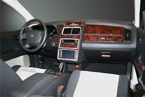 Wood Grain Dash Kits Interior