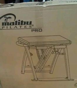 Malibu Pilates Pro Chair New in Box Guthy Renker