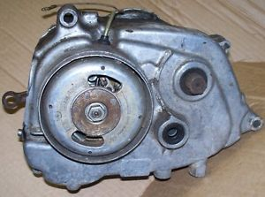 Honda QA50 Mini Bike Motorcycle Engine Needs Rebuilt for Parts or Repair