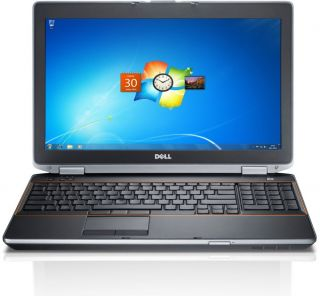 Very Fast Dell Latitude E6520 2nd Gen Core i7 2 5GHz 128GB SSD 4GB Win 7 Pro