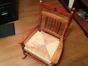 Ducks Unlimited Greenwing Rocking Chair Junior Size