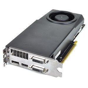 NVIDIA GeForce GTX 560 TI 1280MB DDR5 PCI Express PCIe Dual DVI Video Card HDMI