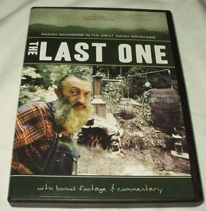 One (2008) DVD Popcorn Sutton Moonshine Documentary Smoky Mountains