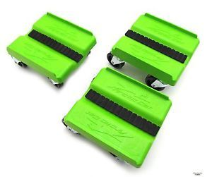Arctic Cat Snowmobile Shop Dolly Dollies Caddy Sled Slides Green 5639 874