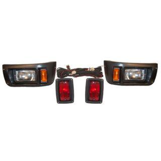 New Club Car DS Headlight Tail Light Kit for 1982 2008 Club Car Golf Carts