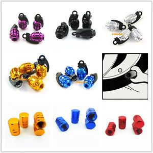 14 Style Wheel Tyre Tire Valve Stems Caps Air Dust Covers for Many Car Models