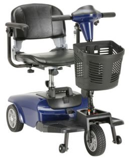 Drive Medical Dart 3 Wheel Portable Scooter Power Mobility Three Wheel