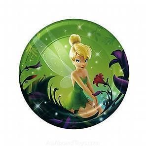 Disney Tinkerbell Birthday Party Supplies Cake Plates