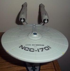 Star Trek Playmates USS Enterprise NCC 1701 St 2009 09 Into Darkness SHIP