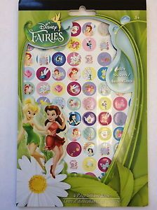 400 Disney Tinkerbell Fairy Fairies Stickers Party Favors Teacher Supply